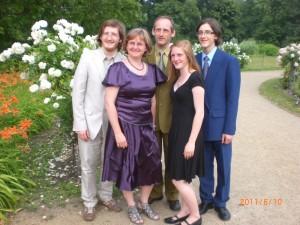 Familienbild 2011