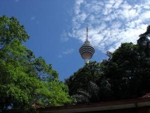 KL Tower im Regenwald