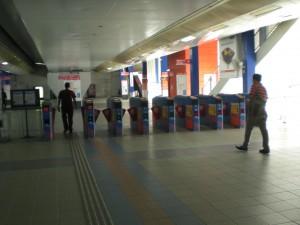 Ticketkontrolle