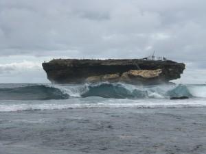 Pantai Timang - Insel