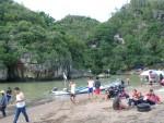 Pantai Baron - Süsswasserzufluss