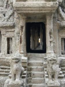 Angkor Wat - Sehr detailreich