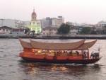 Thai-Boot mit Motor