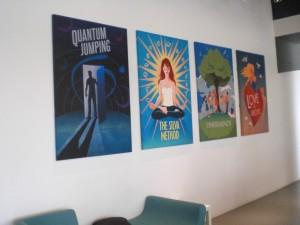 Plakate von Kursen
