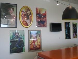 Bilder von Superhelden