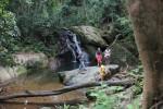 Alis Wasserfall bei Juara